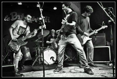 PELAX + BURUNDANGA live!