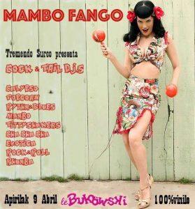 TREMENDO SURCO presents: MAMBO FANGO