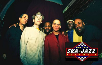 NEW YORK SKA JAZZ ENSEMBLE [USA] live!