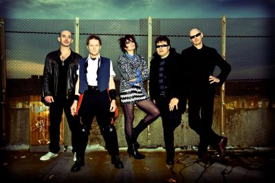 THE REZILLOS [UK] + LAS FURIAS live!