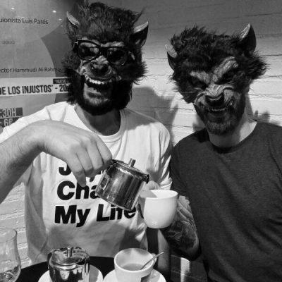 TUBULAR WOLF DJs
